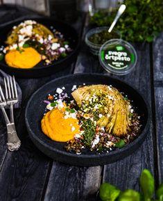 Veggie Recipes, Baby Food Recipes, Vegetarian Recipes, Healthy Recipes, Veggie Dinner, Simply Recipes, Greens Recipe, Vegan Dishes, Food Presentation