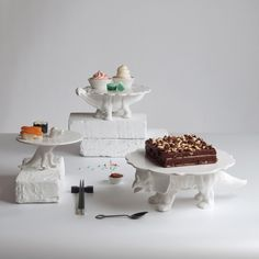 Fancy - Sauria Dinosaur Cake Stands by Seletti