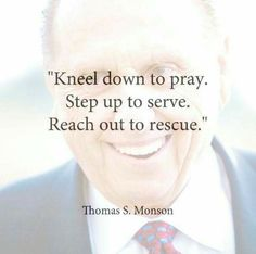 Beautiful quote from President Monson. It all can be simplified by love and service. Mormon Quotes, Lds Quotes, Religious Quotes, Uplifting Quotes, Great Quotes, Quotes To Live By, Inspirational Quotes, Quotes 2016, Motivational