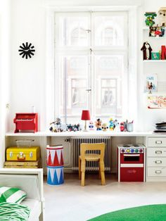 Color Tips for Gender Neutral Children's Decor | Apartment Therapy