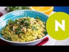 10 legfinomabb csirkemelles étel a családnak - VIDEÓVAL!   nosalty.hu Risotto, Grains, Ethnic Recipes, Food, Cilantro, Essen, Yemek, Meals