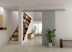 Vous rénovez ou bien vous pensez à mettre à jour vos portes qui encombrent l'espace en s'ouvrant? Envisagez une cloison coulissante en verre ou en bois pour