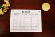 Kartka z kalendarza: kwiecień 2015 - What a mess!