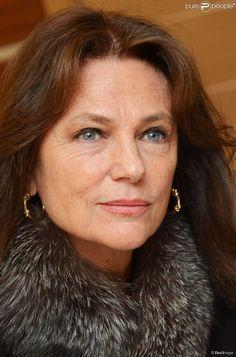 Jacqueline Bisset à Moscou, le 28 novembre 2014.