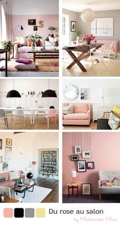 Wonderwall: Pretty palette - pink