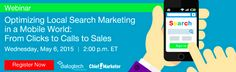 """""""Optimizing for Local Search in a Mobile World: SIM Partners and DialogTech Partner for Webinar Hosted by Chief Marketer"""" Read more..."""