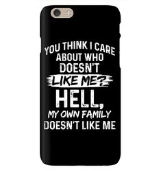Sarcastic Shirts, Funny Shirt Sayings, Funny Shirts, Sassy Quotes, True Quotes, Funny Quotes, Funny Phone Cases, Iphone Phone Cases, Friends Phone Case