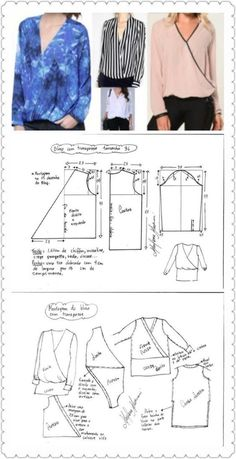 Sewing Make Your Own Clothes - I Arted Shirt - Ideas of I Arted Shirt - Blusas para mujer camisas trend fashion shirt shirt for women Costuras moldes patrón sewing mangas fácil causal blue black Ideas sewing patterns for women tops ideas fo Blouse Patterns, Clothing Patterns, Sewing Patterns, Shirt Patterns For Women, Sewing Blouses, Sewing Shirts, Make Your Own Clothes, Diy Clothes, Shirt Collar Pattern