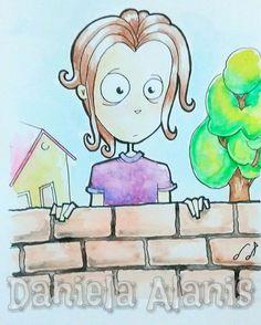 Personajes  Mi arte/my art #arte #art #illustration #ilustracion #artista #artist #artistoninstagram #artistontumblr #myart #mywork