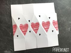 Грани Box - Инструкции - Christiane бумага искусство