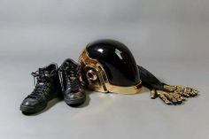 Adidas Originals /// Daft Punk Helmet #GOLD