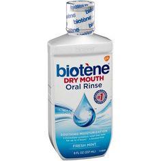 Biotene Dry Mouth Oral Rinse, 8 fl oz, Multicolor