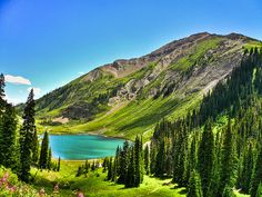 Emerald Lake, Colorado - Crested Butte area, HDR by seraan78, via Flickr