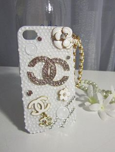 crystal chanel iphone cases, chanel iphone cover