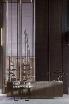World's 5 Best Luxury Hotel Lobby Designs Hotel Lounge, Lobby Lounge, Lobby Interior, Interior Architecture, Interior Design, Hotel Lobby Design, Reception Furniture, Hotel Reception, Hotel Decor