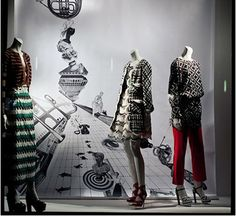 Window Display Mannequins - Bing Images