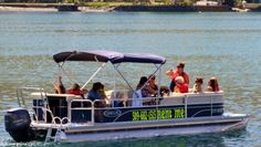 Pontoon Boats - Shoreline Watercraft