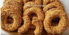 Practical and Proven Recipes for Pastry Recipes, Onion Rings, Bagel, Doughnut, Food And Drink, Menu, Bread, Baking, Ethnic Recipes