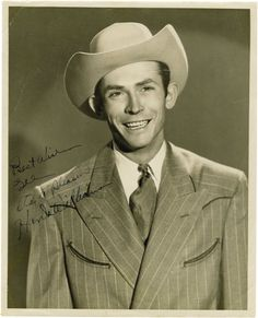 Hank Williams: Me-oh-my-oh!