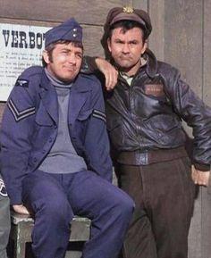 Hogan and newkirk- bob crane and Richard Dawson