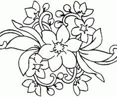 Ausmalbilder Blumen Kostenlos