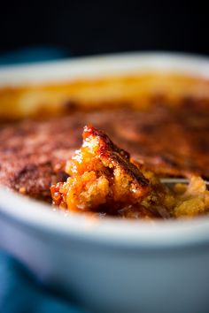 Self Saucing Pudding, Delicious Desserts, Dessert Recipes, Caramel Pudding, Pastry Board, Baking Quotes, South African Recipes, Pudding Cake, Baking And Pastry