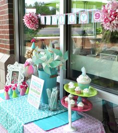 "american girl party printouts | ... American Girl / Birthday ""American Girl @ Sweet Frog"" 