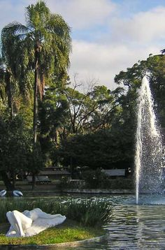 Parque Independencia - Rosario, Santa Fe. Largest Countries, Countries Of The World, South Of The Border, Down South, Country, Botanical Gardens, South America, Places To See, India Eisley