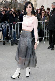 Girl in Pearls // Street Style Spotlight: Leigh Lezark