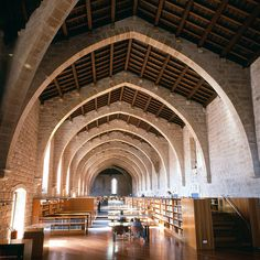 Open day at National #Library of Catalonia. #SantJordi