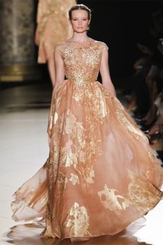 Elie Saab- Think they make this in a short length, this is what I would like for a SMOB dress for July.