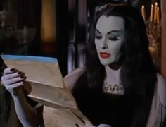 The reading of the will from the movie 'Munster Go Home'.