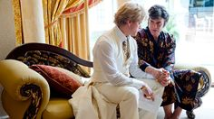 'Behind The Candelabra': Celebs React To Liberace Movie On Twitter