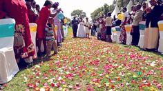 Chris & Roni Wanjagi wedding highlights