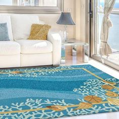 41 Best Beach House Rugs Images