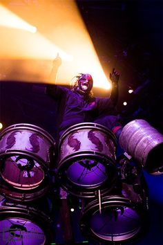 "Shawn ""Clown"" Crahan (Slipknot)"