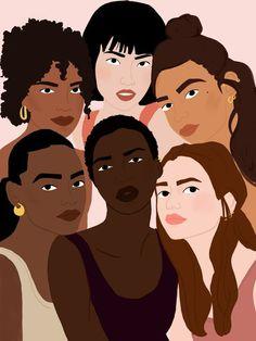 Art Black Love, Black Girl Art, Black Girl Magic, Transformers Art, Illustrations, Illustration Art, Art Pulp Fiction, Pulp Art, Art Afro