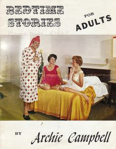 Archie Campbell Jokes | ... : Vintage Reads #34: Archie Campbell's Bedtime Stories for Adults
