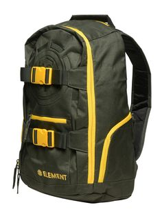 13d4ffd7d6 ELEMENT MOHAVE DUO RUCKSACK EVERGREEN #element #elementskateboards #bag  #rucksack #new