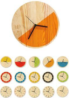clocks by David Weatherhead  { designvagabond }