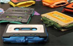 Wawerko | Kassetten-Geldbörse selber machen - Anleitungen zum Selbermachen