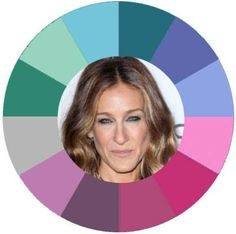 Seasonal color analysis Summer #Summer season #Sarah Jessica Parker http://www.style-yourself-confident.com/seasonal-color-analysis-summer.html