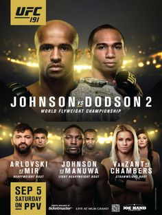 UFC 191 Johnson vs Dodson II Framed Autographed 27 x 39 Event Poster Fanatics Authentic Certified -- For more information, visit image link. Demetrious Johnson, Anthony Johnson, Corey Anderson, Ufc 202, Ufc Events, Paige Vanzant, Ufc Fighters, Mixed Martial Arts, Kickboxing