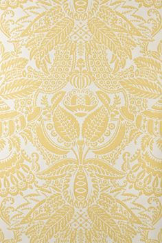 orangerie wallpaper by farrow & ball.