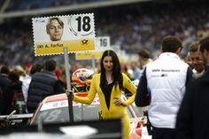 Chica de Augusto Farfus, BMW Team MTEK, BMW M4 DTM