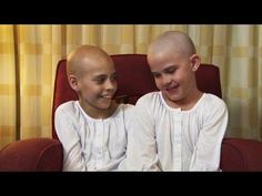 Video: Girl's friend gets diagnosed with cancer and loses her hair. Friend shaves her own head so her friend doesnt have to be bald alone, but gets suspended from school because of it.
