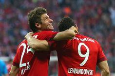 Muller and Lewandowski