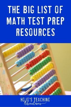 Learn the Top 2 Pre-K Math Standards Your Child Needs to Know BEFORE Kindergarten to be Successful! Is your child ready? Before Kindergarten, Homeschool Kindergarten, Homeschool Curriculum, Homeschooling Resources, Mental Math Strategies, Math Test, Math Class, Math Skills, Math Lessons
