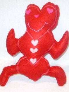 valentine heart toy