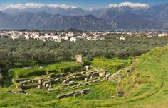 This is the real Sparta....Sparta, Greece